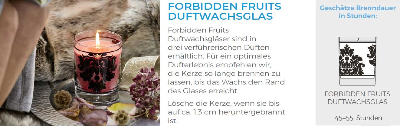 PartyLite® Forbidden Fruits