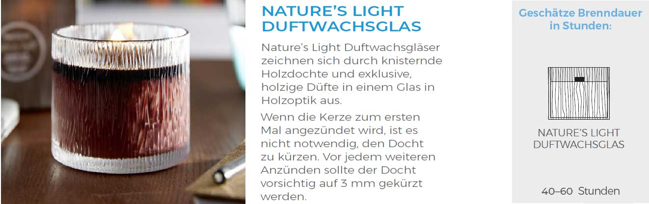 PartyLite® Nature's Light