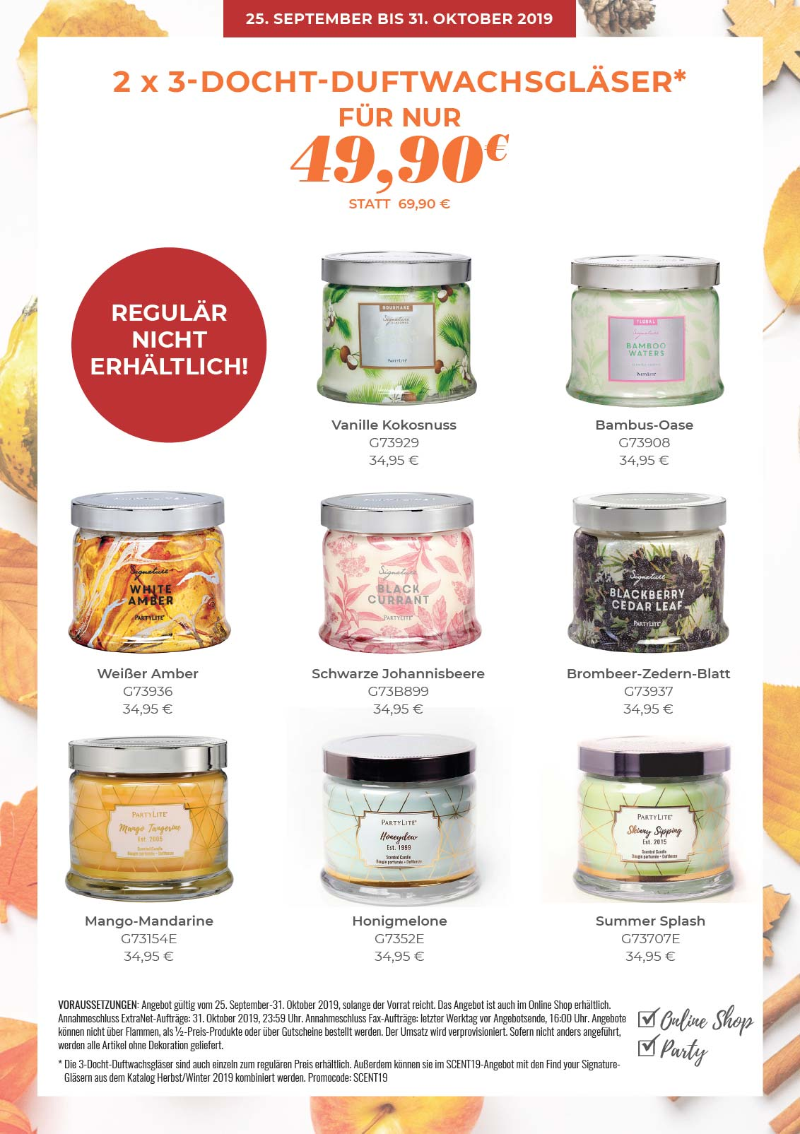 PartyLite® Special Sale
